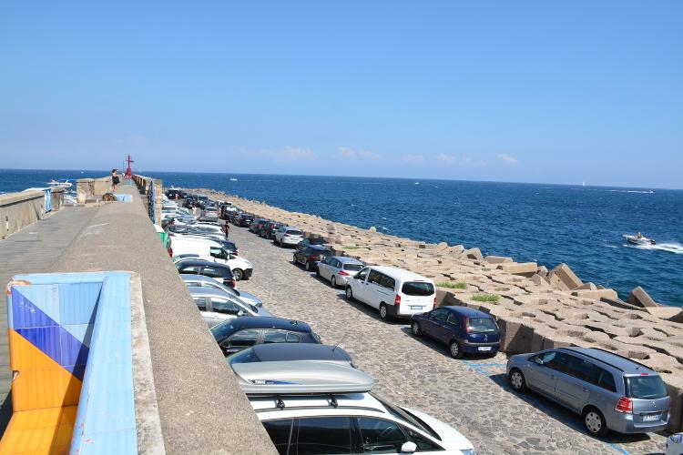Frana SS163: agevolazioni per la sosta al parcheggio Berma